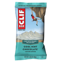 Clif Bar / Cool Mint Chocolate (with Caffeine)