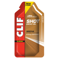 Clif Shot Energy Gel / Mocha