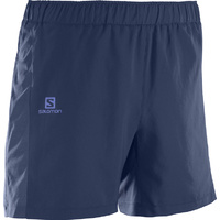"Salomon Agile 5"" Short / Dress Blue / Mens"