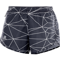 Salomon Agile Short / Graphite / Womens