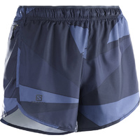 Salomon Agile Short / Night Sky / Womens