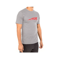 Altra Core Logo Tee / Grey / Mens
