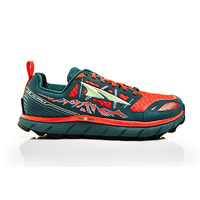 Altra Lone Peak 3.0 / Red / Deep Sea / Womens