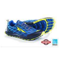Altra Superior 2.0 - Mens / Navy / Lime
