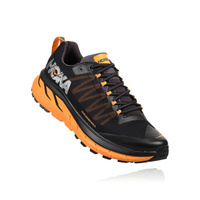 Hoka Challenger ATR 4 / Black / Kumquat / Mens