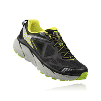 Hoka Challenger / Black / Bright Green / Citrus / Mens