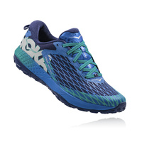 Hoka Speed Instinct Mens Blue / Tropical Green