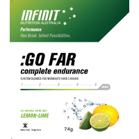 Infinit Nutrition Go Far For Men