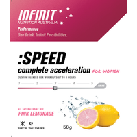Infinit Nutrition Speed for Women