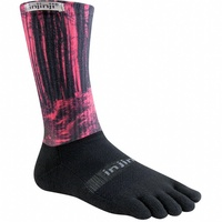 Injinji Trail 2.0 / Midweight / Crew length / Spectrum - Timber
