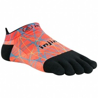 Injinji Run 2.0 / Original Weight / No Show / Spectrum - Volcano