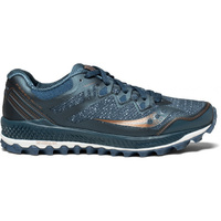 Saucony Peregrine 8 / Blue Denim / Copper / Womens