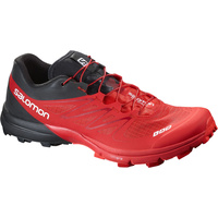 Salomon S-Lab Sense 5 Ultra Soft Ground / Red / Black
