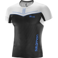 Salomon S-Lab Sense T-Shirt Mens / Black / White