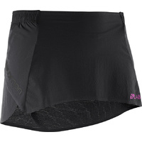 Salomon S-Lab Light Skirt 4 Womens / Black
