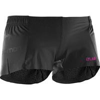 Salomon S-Lab Light Short 3 / Black / Womens