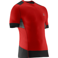Salomon Exo Pro Tee Men's / Matador-X/Black