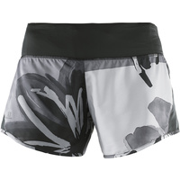 Salomon Elevate 2in1 Short / Black / Quiet Shade / Womens