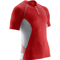 Salomon S-Lab EXO T-Shirt / Racing Red / Mens