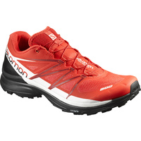 Salomon S-Lab Wings 8 / Racing Red / Black / White