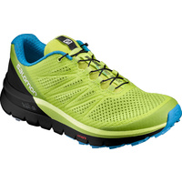 Salomon Sense Pro Max / Lime Punch / Black / Hawaiian Ocean / Mens