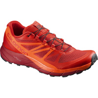 Salomon Sense Ride Mens / Fiery Red