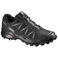 Salomon Speedcross 4 / Black Metallic / Mens