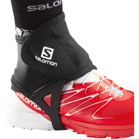 Salomon Trail Gaiter Low / Black
