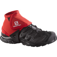 Salomon Trail Gaiter Low / Red