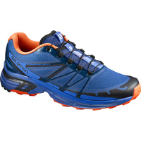 Salomon Wings Pro 2 / Nautical Blue / Flame / Black / Mens