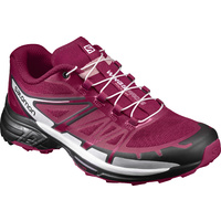 Salomon Wings Pro 2 / Sangria / Black / White / Womens