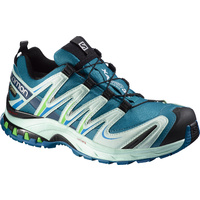 Salomon XA PRO GTX / Fog Blue / Igloo Blue / Tonic Green / Womens