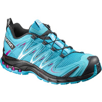 Salomon XA Pro 3D / Blue Jay / Black / Deep Dahlia / Womens