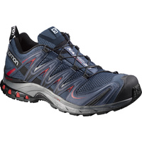 Salomon XA Pro 3D / Slate Blue / Detroit / Radiant Red / Mens
