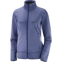 Salomon Discovery Full Zip Midlayer Jacket / Various Colours / Womens