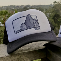 Scrambl Glasshouse Mountains Trucker Cap