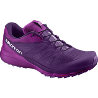 Salomon Sense Pro 2 / Cosmic Purple / Azalee Pink / Womens
