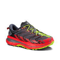Hoka One One Speedgoat / Red / Black / Mens - ONE LEFT!