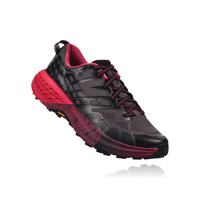 Hoka Speedgoat 2 / Black / Azalea / Womens
