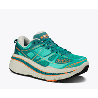 Hoka One One Stinson 3 ATR / Aqua / Blue / Womens