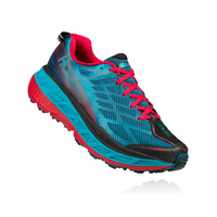 Hoka One One Stinson ATR 4 / Blue Coral / True Red / Mens