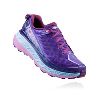 Hoka One One Stinson ATR 4 / Deep Blue / Sky Blue / Womens