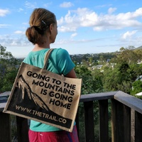The Trail Co. Reusable Shopping Bag