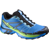 Salomon Wings Pro 2 / Bright Blue / Black / Tonic Green / Mens