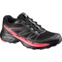 Salomon Wings Pro 2 / Black / Dark Cloud / Madder Pink / Womens