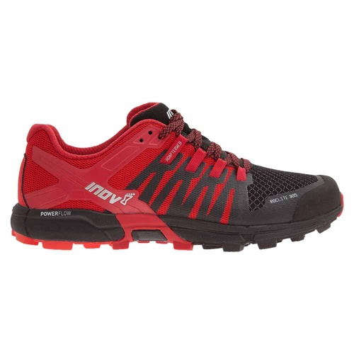 Inov8 Roclite 305 Mens / Black / Red / Black / Red / USM 9