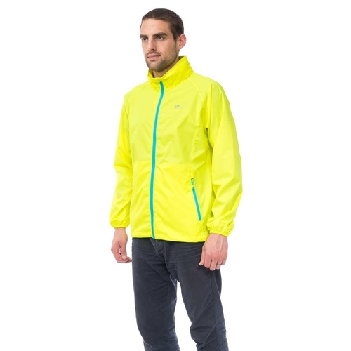 Mac in a Sac Jacket / Neon Yellow / XS