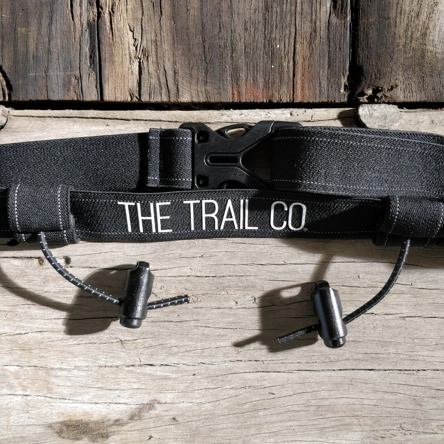The Trail Co. Race Number Belt