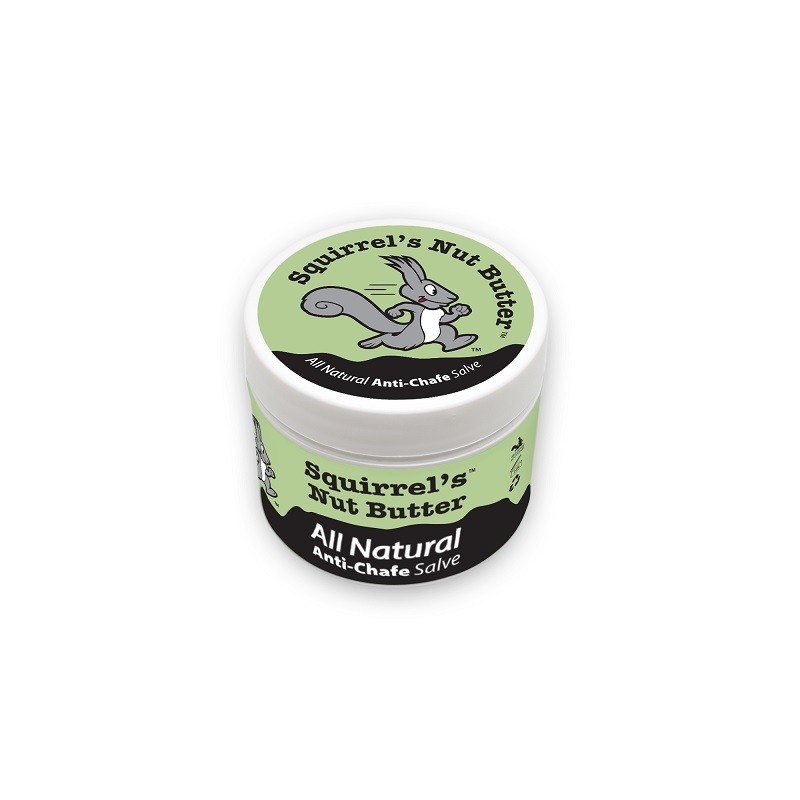 Squirrel's Nut Butter | Anti-Chafe Salve | Tub