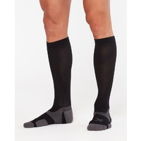 2XU Vectr Cushion Compression Socks | Full Length | Black | Unisex